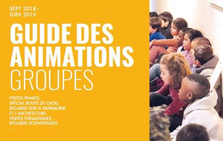 Guide des animations 2018/2019