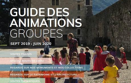 Guide des animations 2019/2020